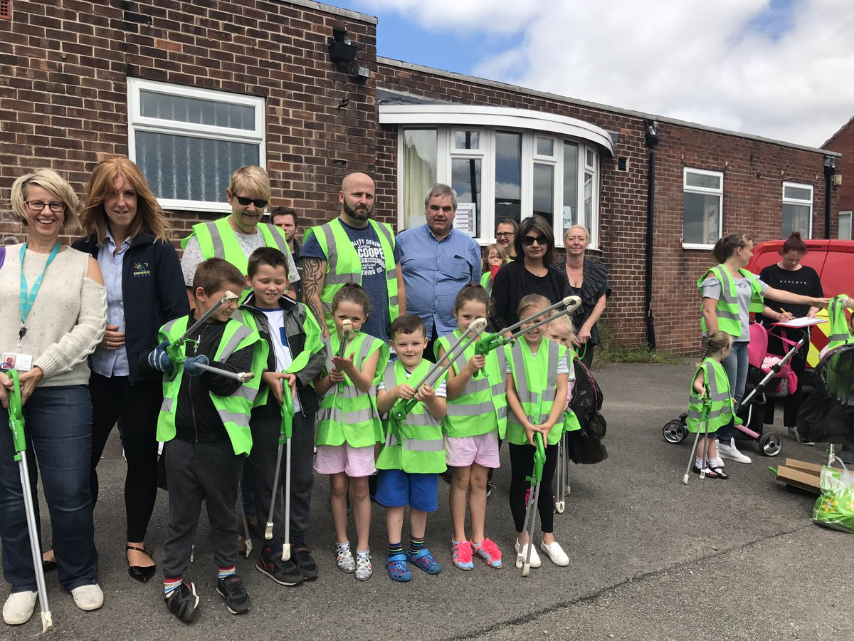 Worsbrough Clean Up Fantastic Turn Community Engagementpictwitter FuLkFPw5Ph
