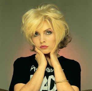 Feliz cumpleaños a uno de los amores de mi adolescencia. Happy birthday Debbie Harry