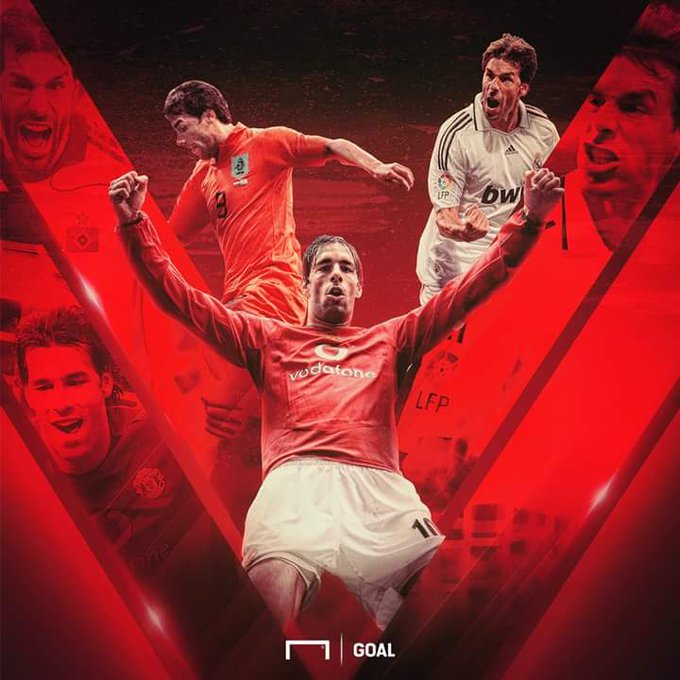 Happy birthday to ManUtd Legend Ruud Van Nistelrooy