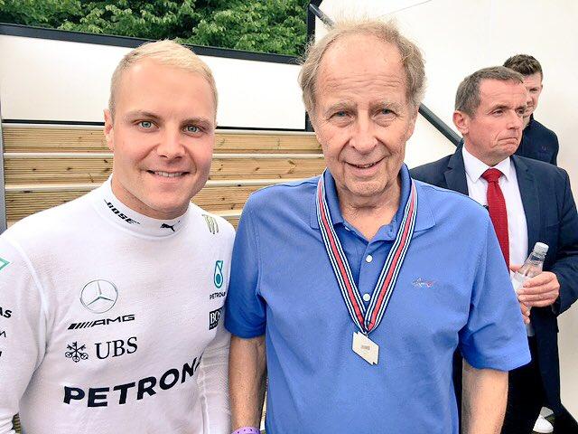 RIP Hannu Mikkola.  True #flyingfinn #legend  @MikkolaHannu @MercedesBenz