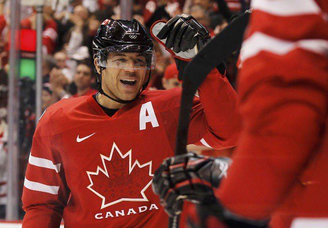 Happy Birthday Canada!  And Happy Birthday Jarome Iginla!!!!!