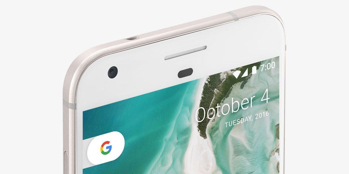 Google Pixel 2 launch date