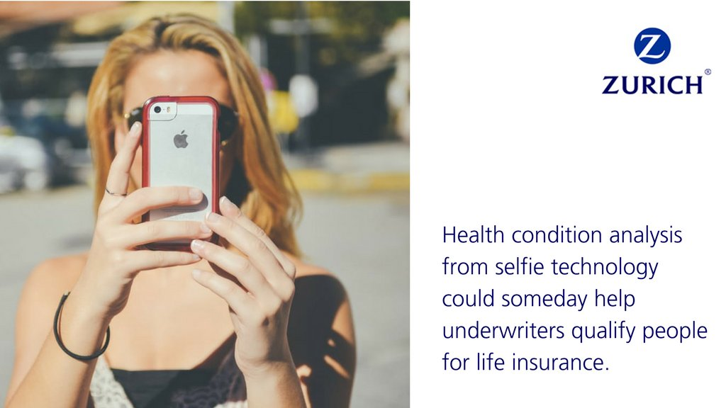 Facial analysis from #selfies could help to qualify customers for life #insurance https://t.co/1xNgRcQ7GS https://t.co/M01iy8rehE