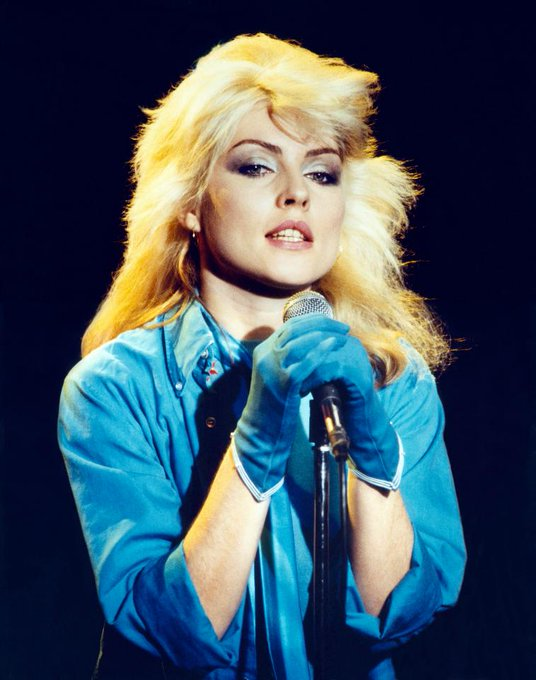 Happy Birthday Debbie Harry of I hope you have a great day!