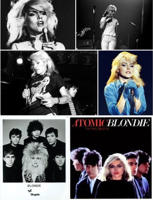 HAPPY BIRTHDAY DEBORAH HARRY/BLONDIE