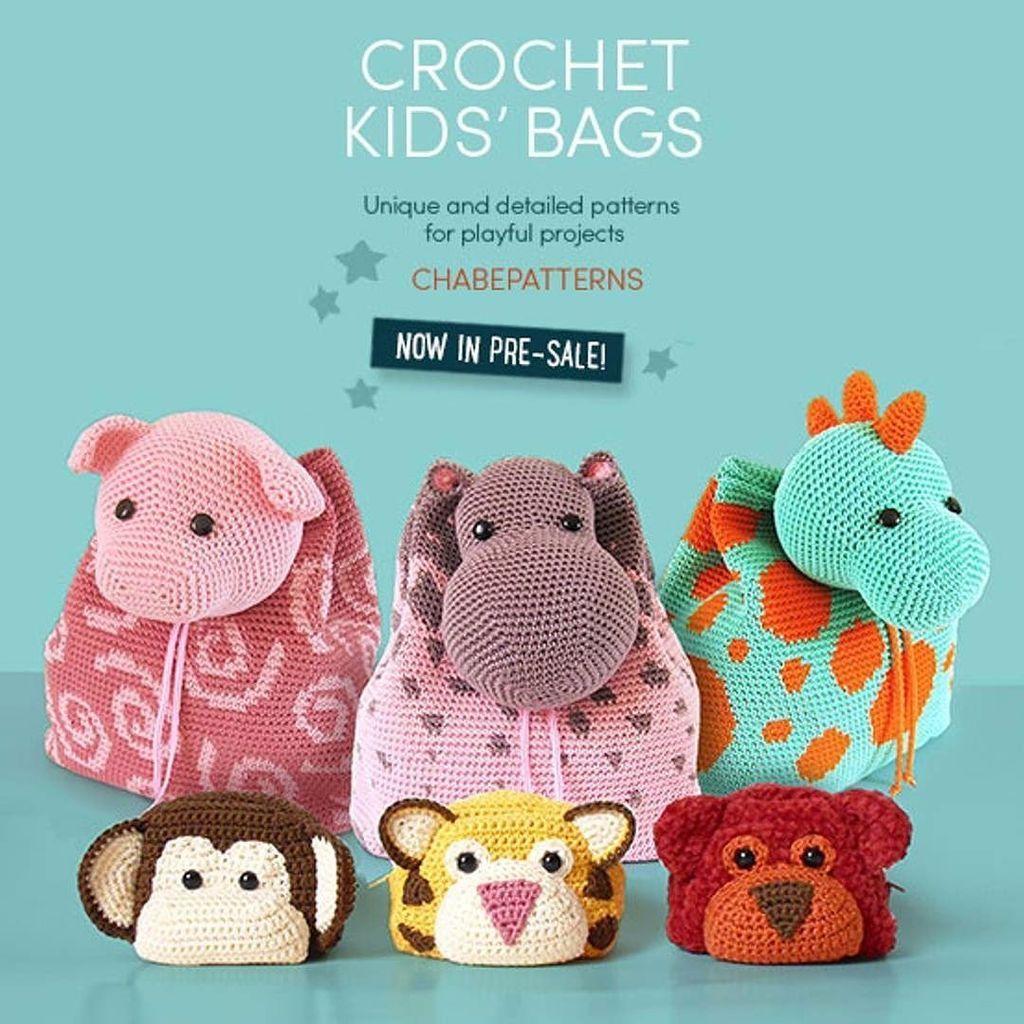 Pdf-book crochet pattern panda ebook amigurumi pattern polar | Etsy | 1024x1024