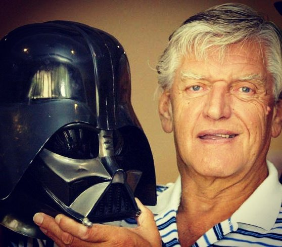 Happy Birthday to Honorary Member David Prowse!