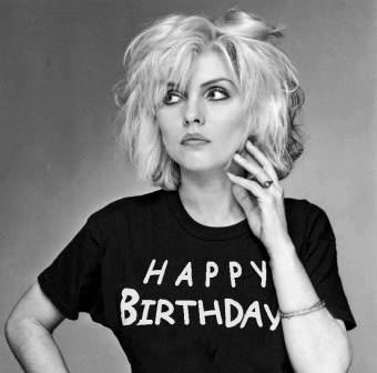 Happy Birthday to Debbie Harry, Dan Aykroyd and Pamela Anderson (July 1)