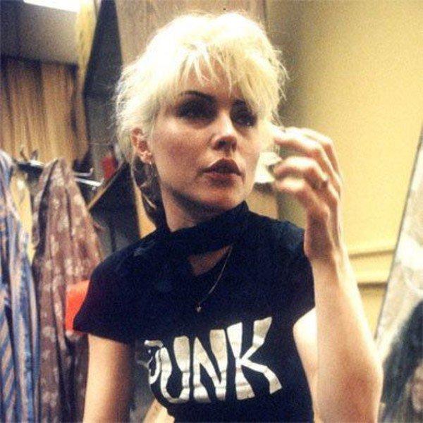 Happy birthday today to Debbie Harry..