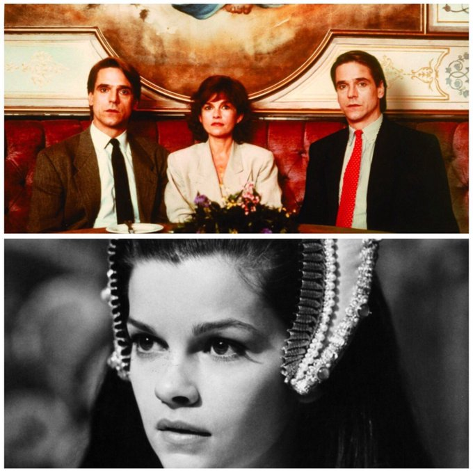 Happy 75th birthday to Canadian actress/writer Geneviève Bujold!