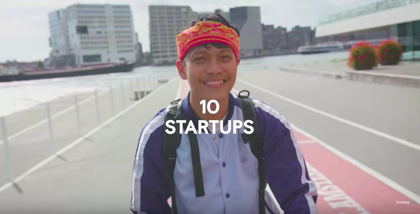 Check this video and know more about #BookingBooster, 10 startups, from around the world!  https:// youtu.be/EbOTtXYNcAA  &nbsp;   #responsibletourism<br>http://pic.twitter.com/lZEXNeMhvJ