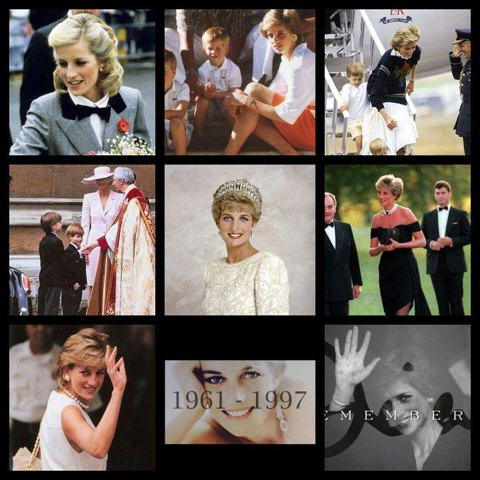 Happy 56th Birthday in Heaven Princess Diana