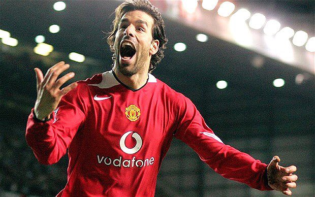 Happy 41st Birthday to Ruud Van Nistelrooy.  Has there ever been a better finisher in the Premier League?