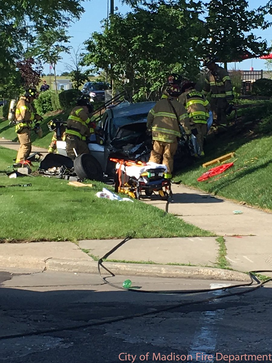 City Of Madisons Near West Side Is One >> Madison Fire Dept On Twitter One Seriously Injured In West Side