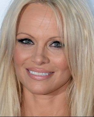 Congratulations! HAPPY! 50 th! BIRTHDAY! Pamela! Anderson! Sweeet! Way! Cool! Aaaaay!