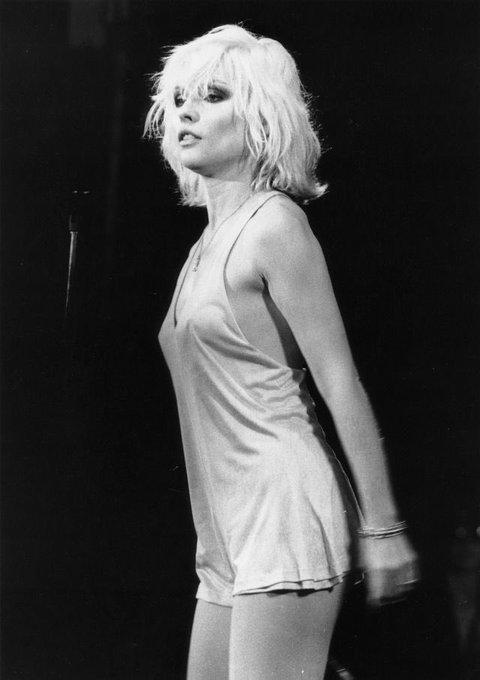 Happy Birthday Debbie Harry! sexy badass