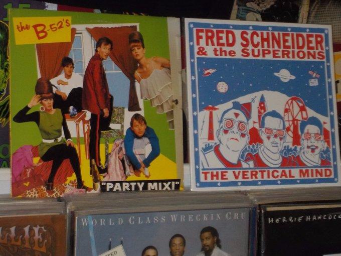 Happy Birthday to Fred Schneider