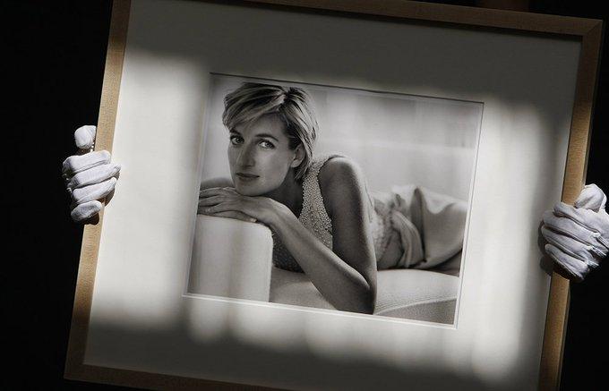 Happy birthday, Princess Diana. We miss you.