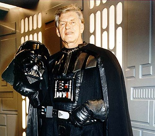 A happy 82nd birthday to a longtime favourite of many a genre fan, the one and only David Prowse.