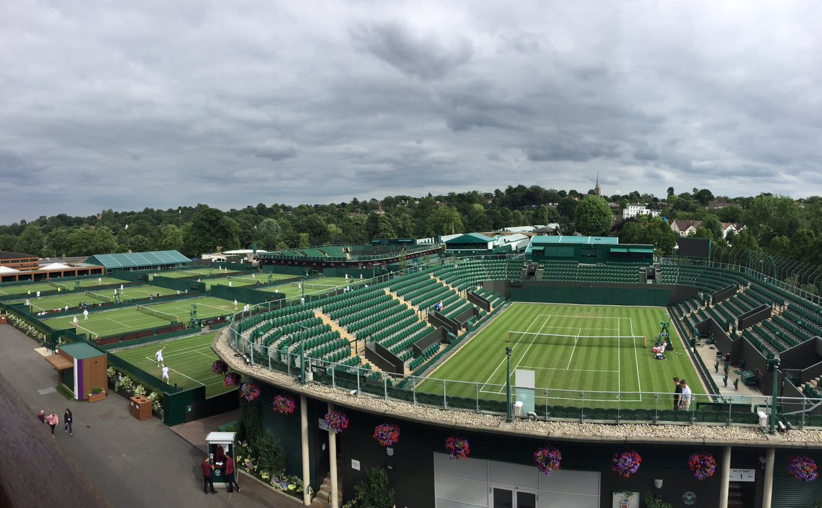 Tennis: il Torneo di Wimbledon festeggia il 140° compleanno