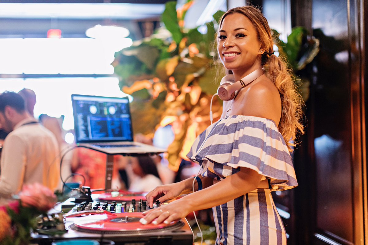 NOLA done right! So much fun joining @InsecureHBO + DJing the advance screening of season 2 brunch