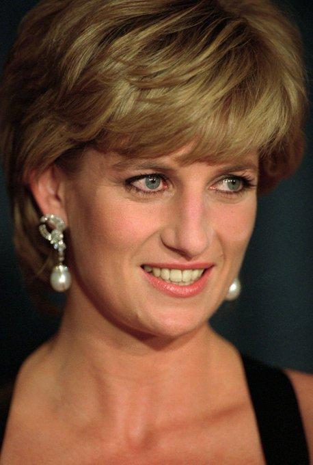Happy 56th birthday, Princess Diana.
