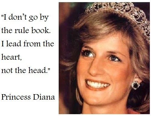 Happy Birthday, Princess Diana. You truly were a candle in the wind.