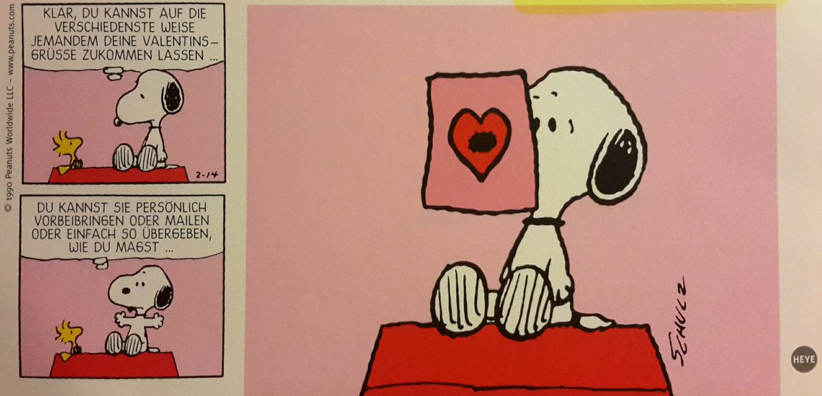 Donertier Marie On Twitter Peanuts German Fun Comic Part 7 Of 12