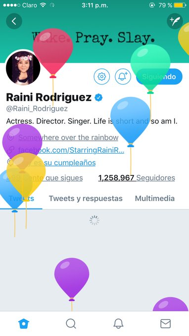 Happy Birthday  i love the in your profile