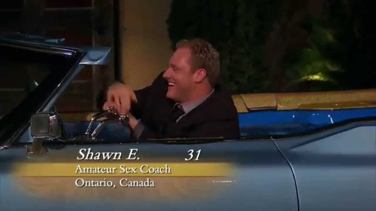 This is the reason Shawn is Shawn B. Tha...