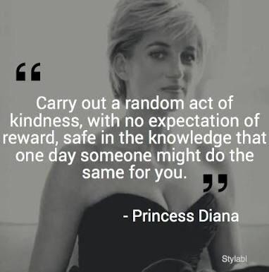 Happy 56th Birthday Princess Diana. We miss you!