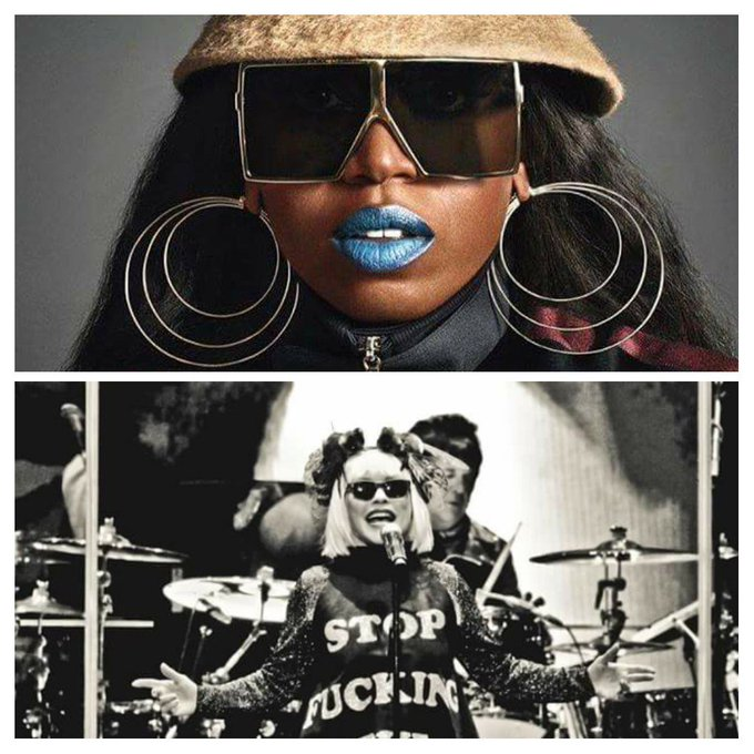 Happy Birthday to Missy Elliot and Debbie Harry - Two of the greatest ever