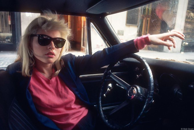 Happy 72nd birthday to a true living legend and groundbreaking artist Debbie Harry.