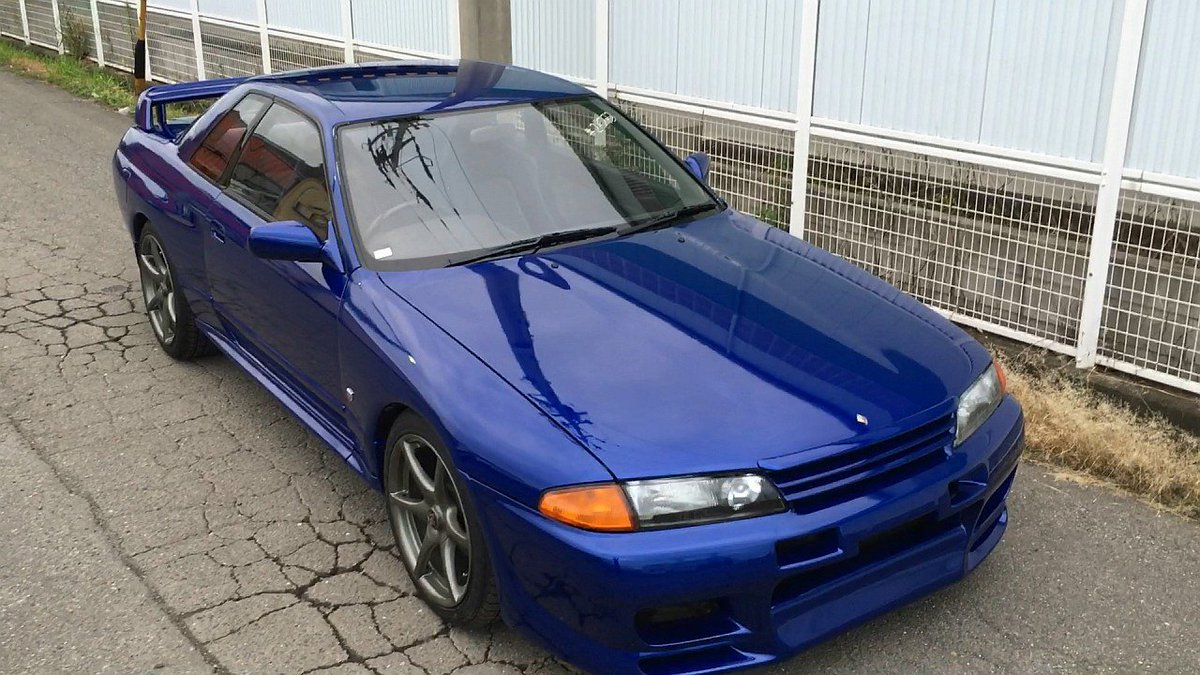 spec youtube v jdm sale at ii gtr nissan in expo watch for japan skyline nur