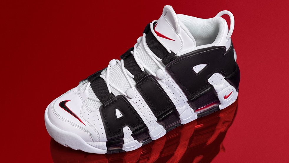 f419580a054 Foot Locker Canada On Twitter The Nike Air More Uptempo Pippen