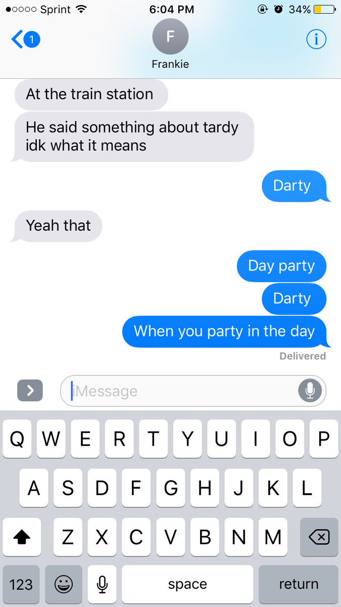 ria on twitter my brother doesn t know what darty means smh