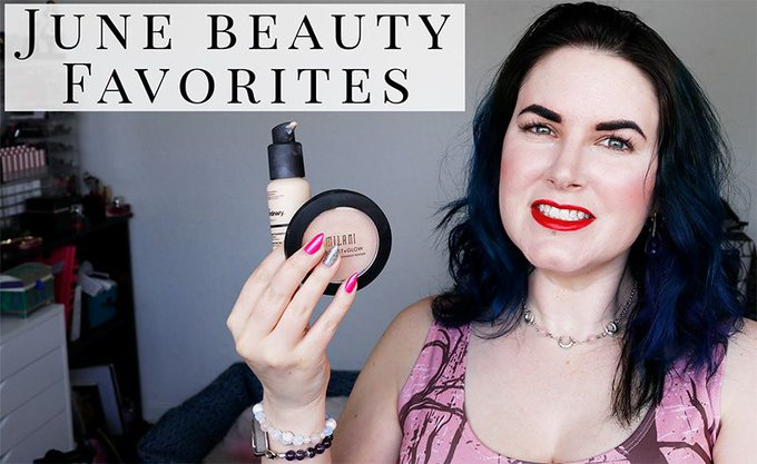 Beauty Favorites June 2017