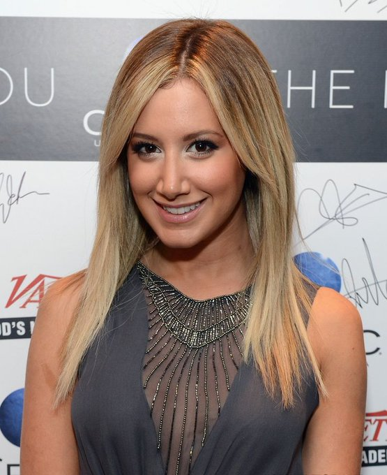Happy Birthday Ashley Tisdale
