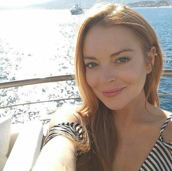 Muchas felicidades a Lindsay Lohan por cumplir 31 años Happy birthday