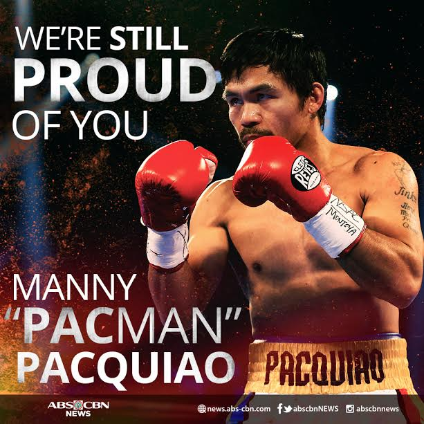 JUST IN: Manny Pacquiao yields to Jeff Horn via unanimous decision in their WBO welterweight title match in Brisbane. #PacquiaoHorn