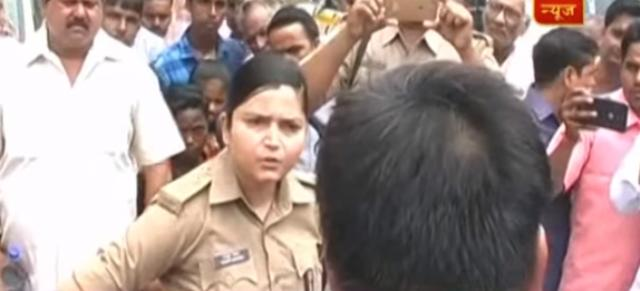 Female Singham: UPwoman cop #ShresthaThakur who stood up against #BJPleaders & sent 5 to jail, transferred https://t.co/uX9m9DQyQ8