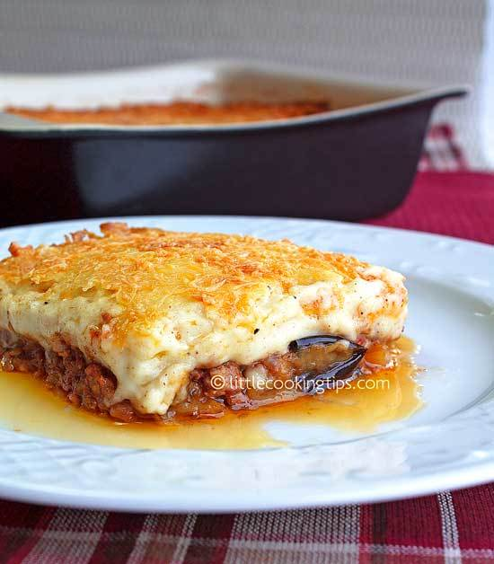 Recipe for Moussaka: one of the best dishes of the Greek cuisine