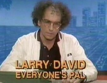 Happy 70th birthday to Larry David, the only voice of reason in my life.
