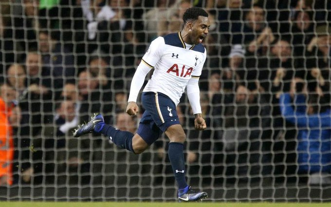Happy 27th birthday to Tottenham Hotspur and England left-back Danny Rose! Come back soon!!!
