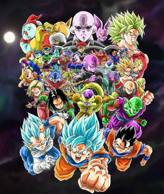 "Dragon Ball Super Christmas Wallpaper: Geekdom101 On Twitter: ""Coliseum Home Video Presents...…"
