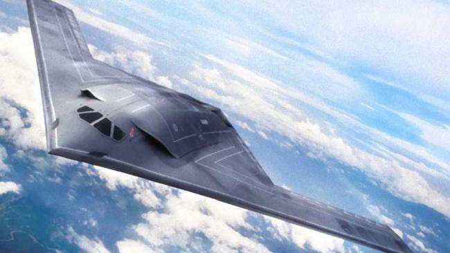 Image result for B-21, artist's impression