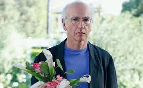 Happy 70th birthday  \To our beloved c*nt\ Larry David