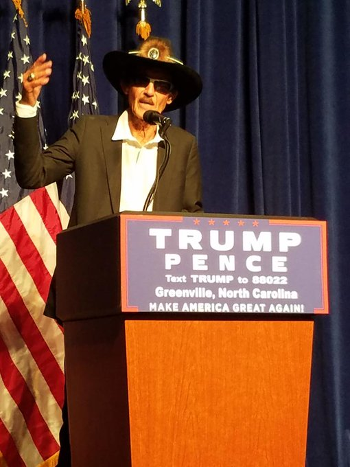 Happy 80th Birthday today, to Trump supporter, Richard Petty!