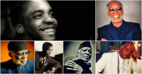 Happy Birthday to Ahmad Jamal (born July 2, 1930)