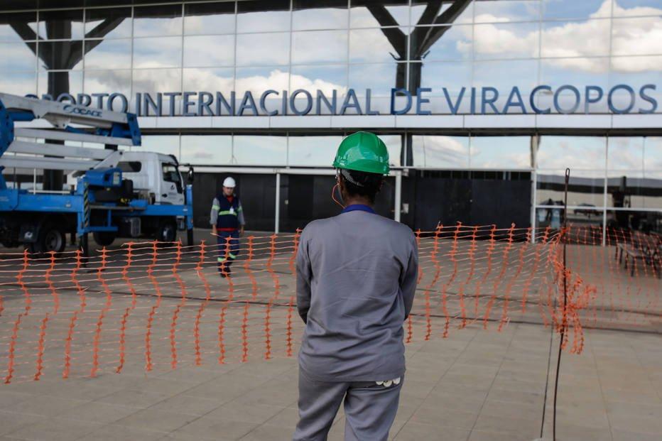Infraero vê sobrepreço de R$ 1,3 bilhões em obras de Viracopos e Guarulhos https://t.co/0RrV8t7IsS